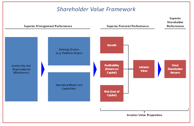 Shareholder ValueFramework