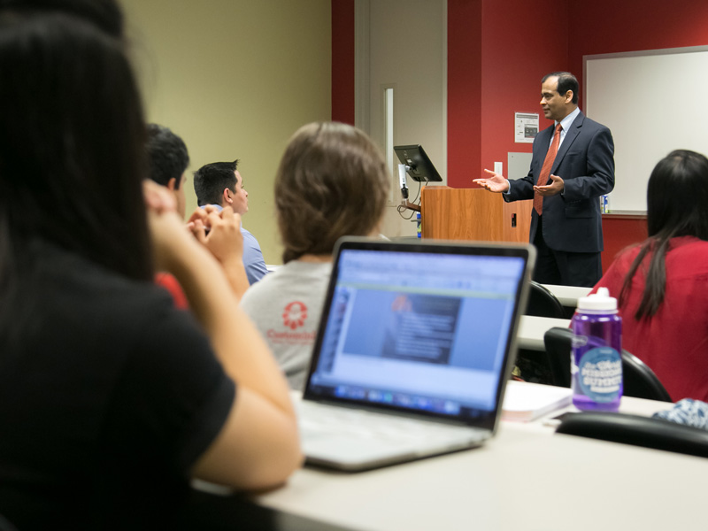 Accounting at the University of Houston