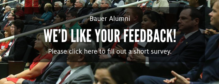 Bauer Alumni Survey