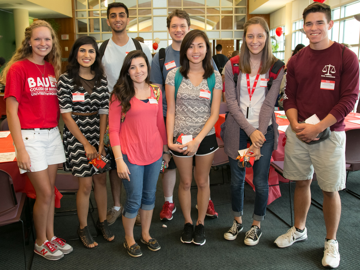 Bauer Honors Student Experience