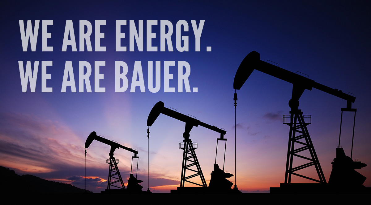 We are Energy. We are Bauer - Gutierrez Energy Management Institute