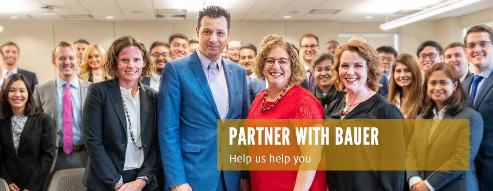 Partner with Bauer