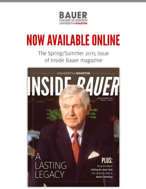 Inside Bauer Magazine: Srring/Summer 2015 is now available online