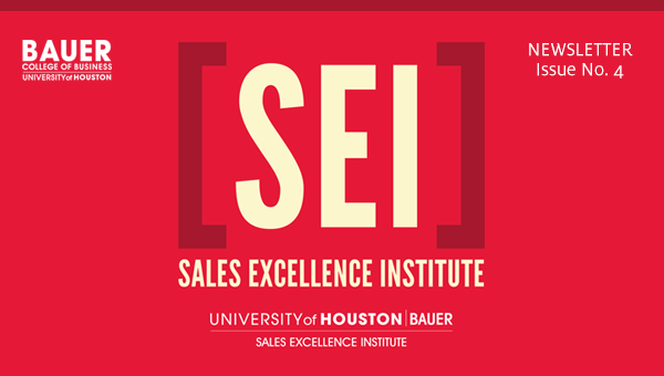 SEI Sales Excellence Institute, C. T. Bauer College of Business