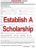 Establish A Scholarship