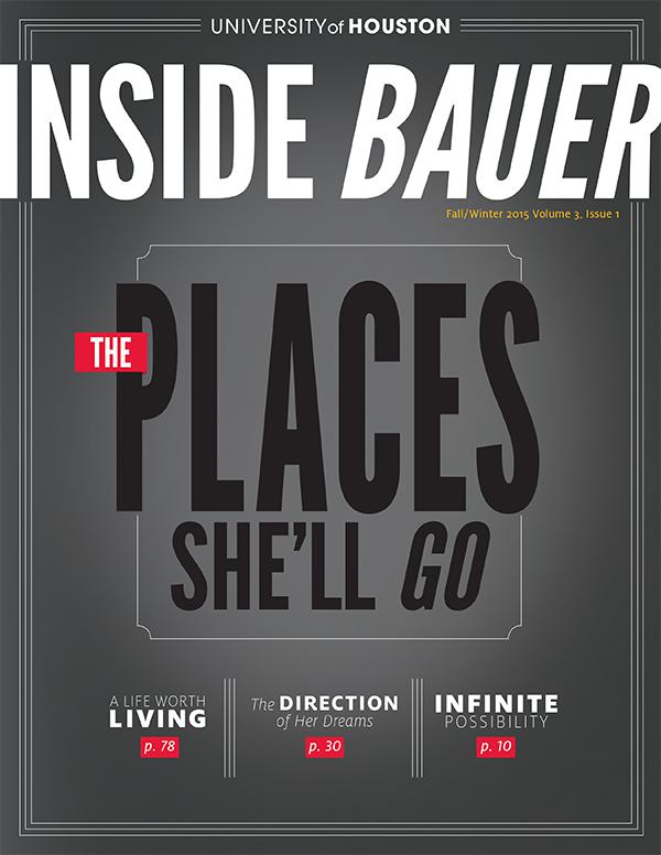 Inside Bauer Magazine: Fall/Winter 2015