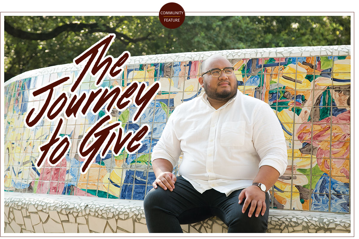 Ralph Xavier Degala, A Journey to Give