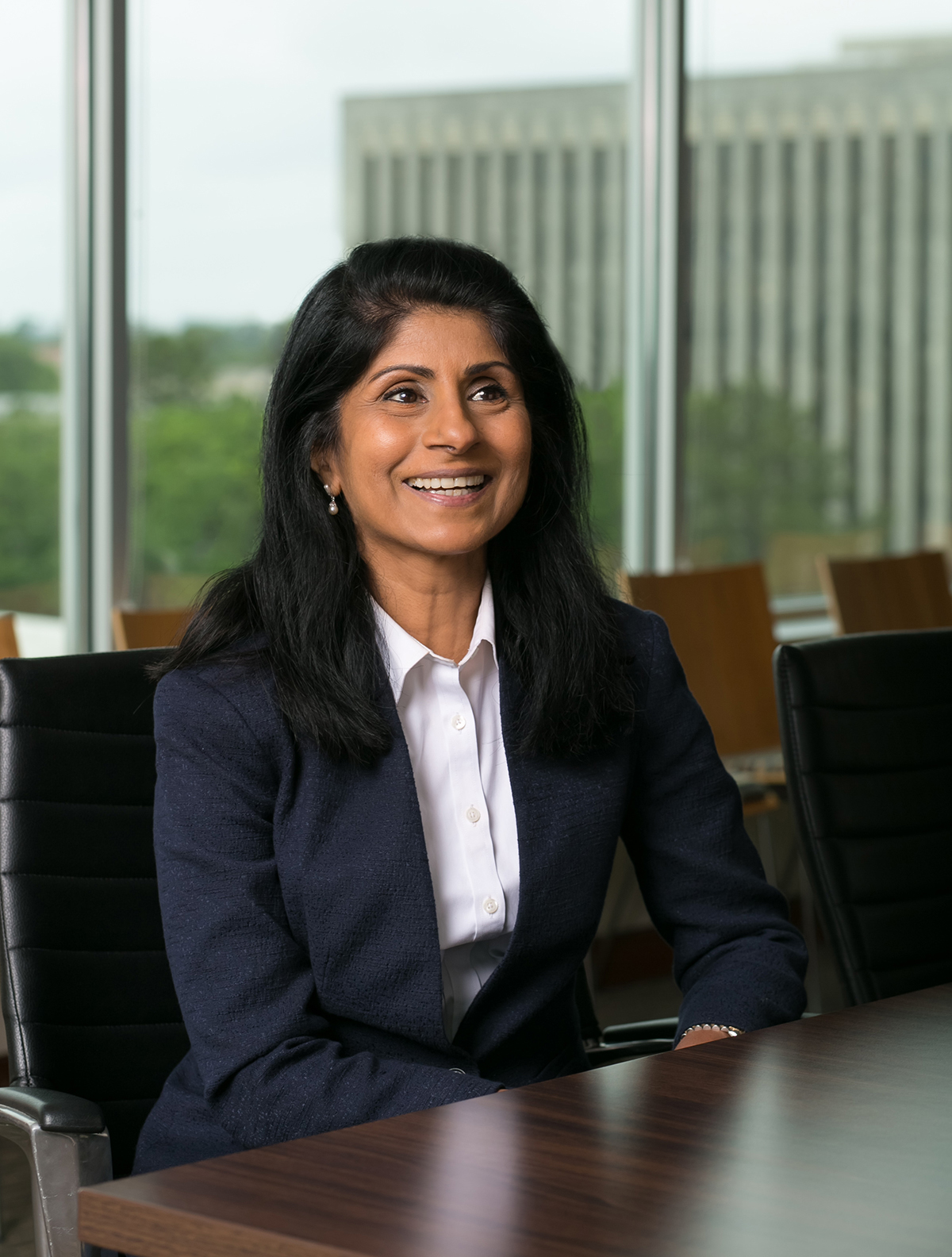 Latha Ramchand, Dean and Professor, Finance
