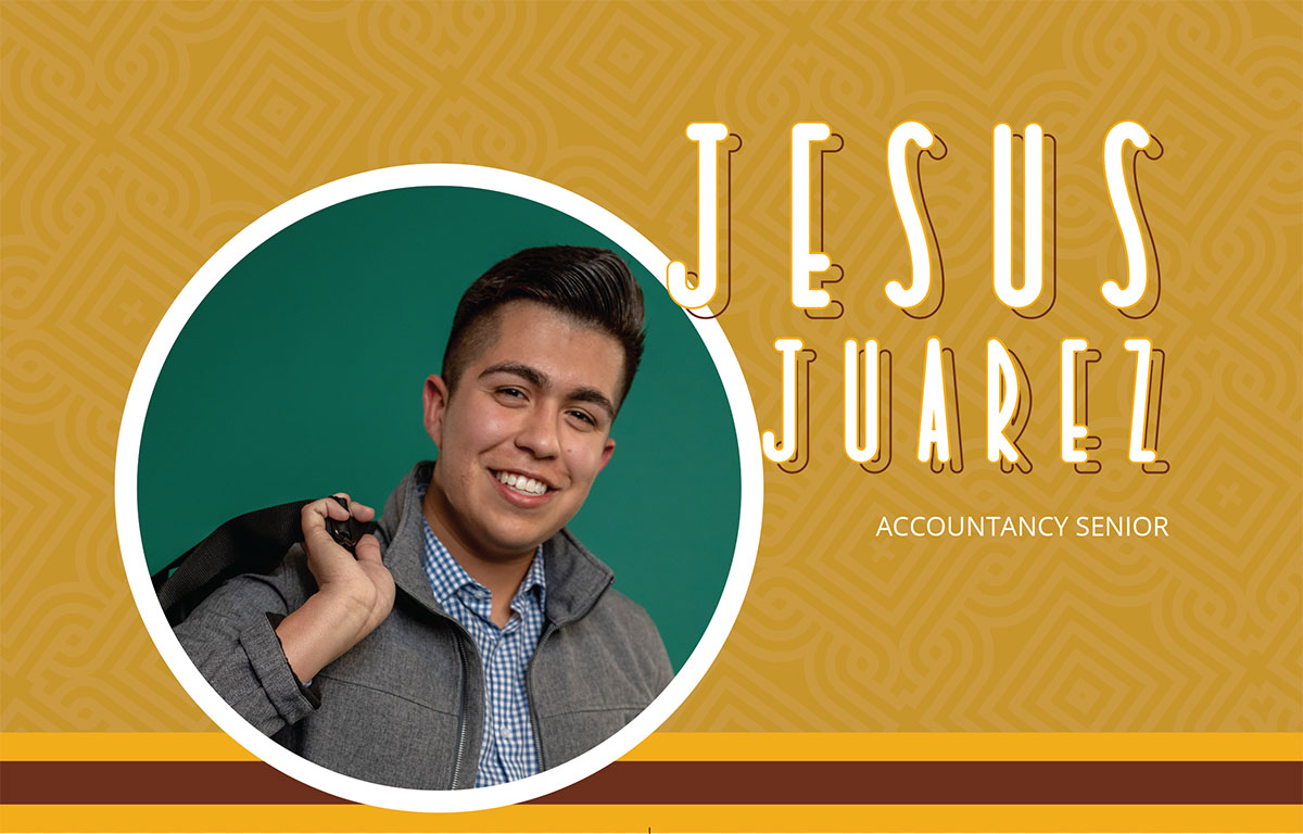 Jesus Juarez: Accountancy Senior