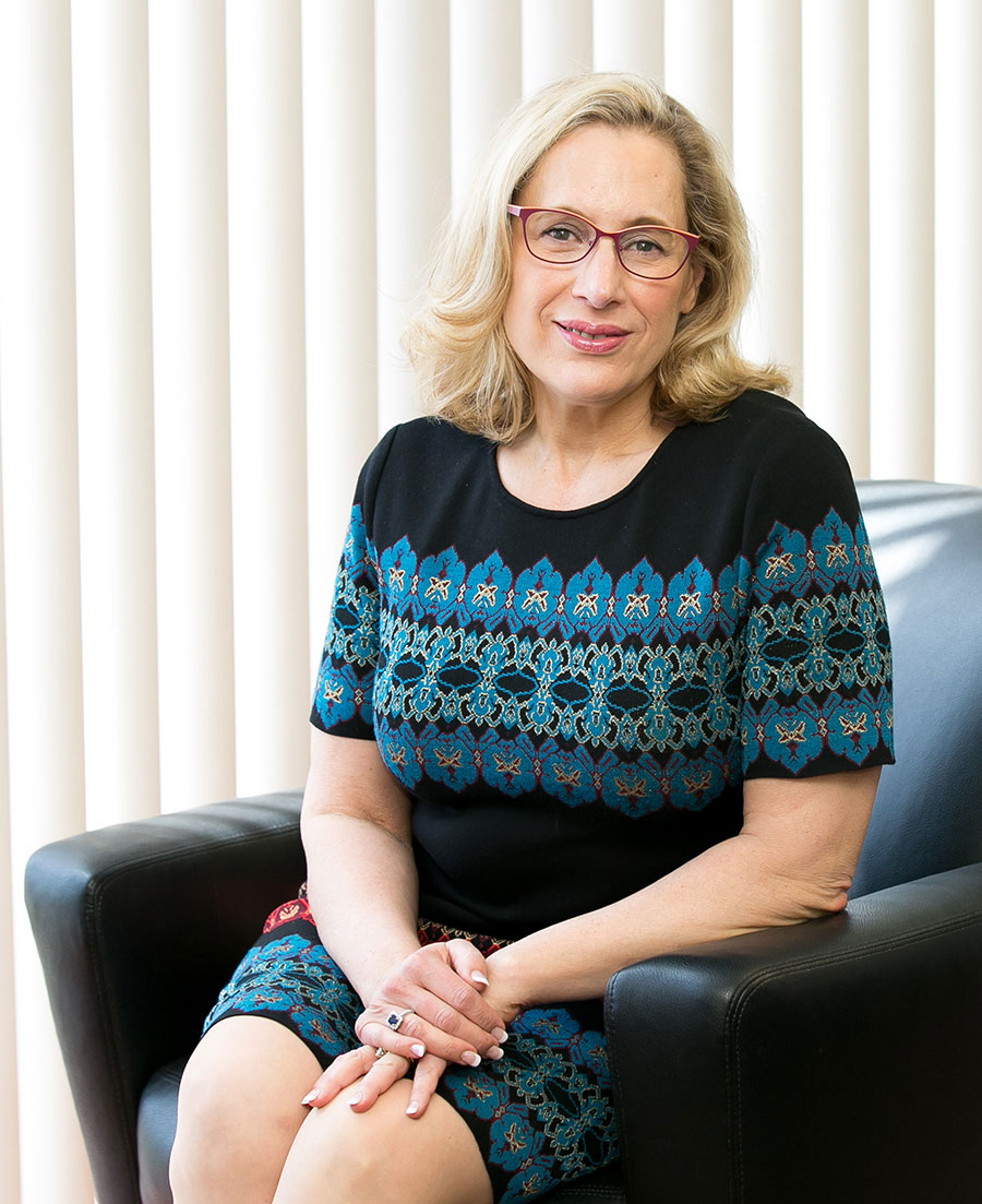 Janice Jucker, Three Brothers Baker co-owner
