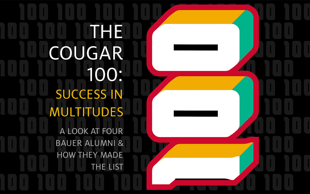 The Cougar 100: Success in Multitudes
